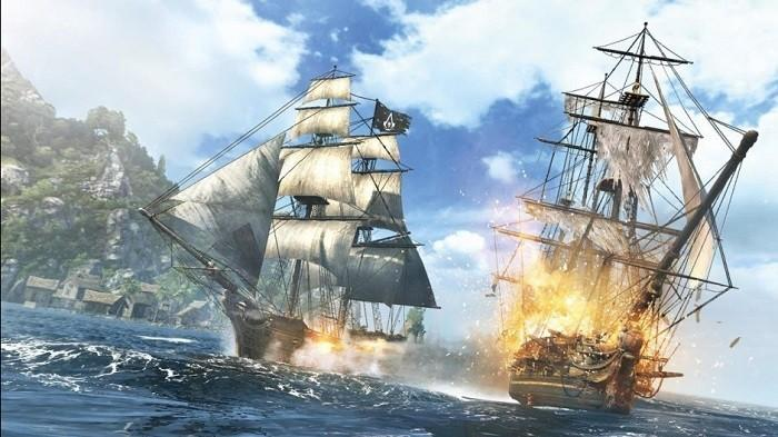 ASSASSIN'S CREED IV BLACK FLAG MISSIONI NAVALI IMG.1