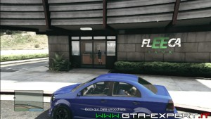 GTA V ONLINE - COLPO ALLA FLEECA BANK IMG.3