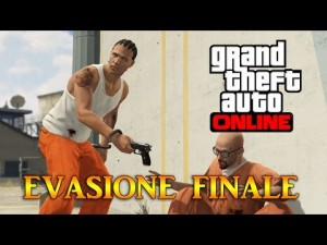 GTA V ONLINE - L'EVASIONE IMG.21